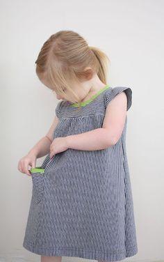 adorable play dress tutorial