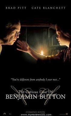 The Curious Case of Benjamin Button- Brad Pitt, Cate Blanchett such a good film Julia Ormond, Films Cinema, Cinema Posters, Movie Posters, Cinema Cinema, New Movies, Good Movies, Movies And Tv Shows, Cate Blanchett