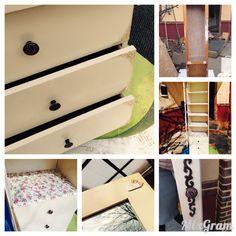 DIY Baby's Closet
