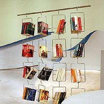 SALKIM floating book shelf