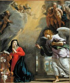 paintings of the annunciation - Fittex bil-Google