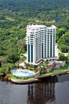 Park Suítes - Manaus Amazônia-Brazil, by Irany Alves
