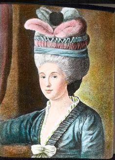 Wolfgang Amadeus Mozart's mother, Maria Anna Mozart.