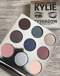 """Polubienia: 23, komentarze: 1 – @rumelikozmetik na Instagramie: """"Kylie Kyshadow Holiday Edition Far Paleti 70 TL #kyliejenner #kyshadow #holiday #makeup…"""""""