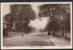 Perry Hill, Catford 1900's