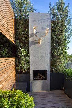 Tiny roof terrace | Charlotte Rowe Blog