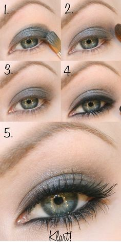 gray soot oriflame the one cream eyeshadow