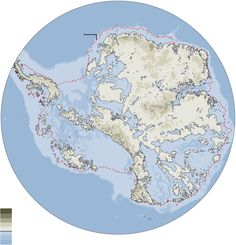 The computer program, which accurately modeled past sea levels for the first time, predicts up to three feet of sea level rise from Antarctica by 2100.