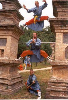 #KungFuCorner ▶ Shaolin Kung Fu agility training