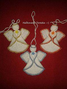 hackovanie-Terezka / set anjelikov