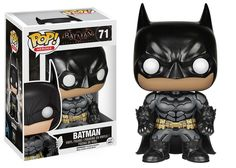 Pop! Heroes: Arkham Knight - Batman