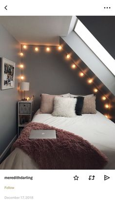 dream rooms for adults . dream rooms for women . dream rooms for couples . dream rooms for adults bedrooms . dream rooms for girls teenagers Dream Rooms, Dream Bedroom, Pretty Bedroom, Magical Bedroom, Cool Teen Bedrooms, College Bedrooms, Modern Bedroom, Bedroom Ideas For Small Rooms Cozy, Teenage Girl Bedrooms