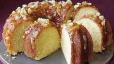 Ginger-Orange Pound Cake Recipe - BettyCrocker.com Pound Cake Recipes, Pound Cakes, Rich Cake, Cream Cheese Pound Cake, Delicious Deserts, Cake Toppings, Cupcake Cakes, Cupcakes, Let Them Eat Cake