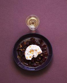 Salade de betterave, ricotta et orange pour 4 personnes - Recettes Elle à Table