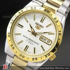 Seiko 5 Automatic, Seiko Watches, Michael Kors Watch, Gold Watch, Watches For Men, Dating, Face, Stuff To Buy, Accessories