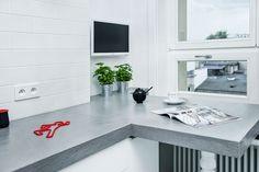 Francja na Powiślu – EG Projekt – Projektowanie Wnętrz – Warszawa   foto: 17pixeli.com #kitchen