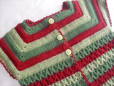 Baby CROCHET DressBaby by modelknitting on Etsy, $25.00