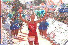 Chrissie Wellington - Women's Ironman World Champ. JOIN the MOVEMENT at www.JOIN.SportsChannelForWomen.com