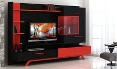 Show Tv Ünitesi Enerjik Ve Dinamik Renklerin Mükemmel Uyumunu Sunan Model Sizi Evinizde Yaratıcı Yenilikler Yapmaya Davet Ediyor #tv #mobilya #yildizmobilya #design #furniture  http://www.yildizmobilya.com.tr/