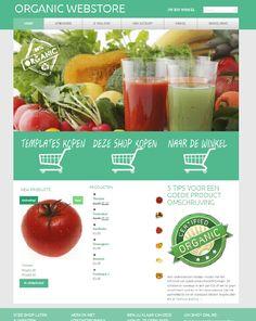 #BioOrganic Webstore – kom zaken doen