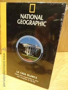 LA CASA BLANCA. COMO ESTÁ ORGANIZADA. ED / NATIONAL GEOGRAPHIC. DVD PRECINTADO.