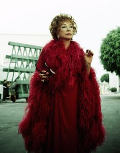 Shirley MacLaine as Endora in Bewitched
