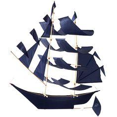Sailing Ship Kite Large Flying Dutchman