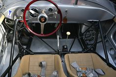 Porsche 718 RSK Spyder (Chassis 718-019) High Resolution Image