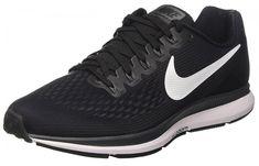 e657d8ef697b Nike Air Zoom Pegasus 34 Black Running Shoes