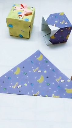 More manual tutorials on our website Origami Gift packaging carton making tutorial Packaging Carton, Gift Packaging, Paper Packaging, Diy Arts And Crafts, Creative Crafts, Fun Crafts, Paper Crafts Origami, Diy Origami, Fabric Crafts