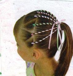 peinados de cabello corto para niña , Buscar con Google