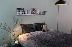 Slaapkamer kleur flexa early dew