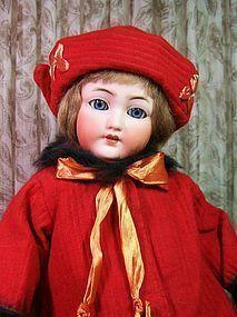 "13"" Simon & Halbig 1159 with Original Flapper Body from DEE'S DOLLS on Doll Shops United http://www.dollshopsunited.com/stores/deesdolls/items/1288208/13-Simon-Halbig-1159-Original-Flapper-Body #dollshopsunited"