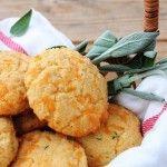 Cheddar Sage Biscuits