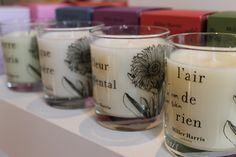 Miller Harris scented candles