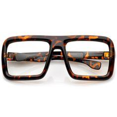 Oversize Bold Thick Frame Clear Lens Square Eyeglasses 58mm. Acessórios  FemininosOculos De SolÓculos ... 2d8cd90de7