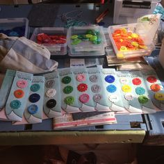 Did you know the BottleCapButton is an award winning product? Handmade from plastic bottlecaps saved from the streets.