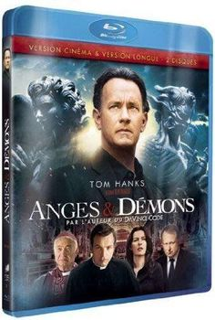 Anges & démons  Version Longue   - BLU-RAY