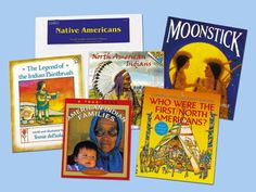 Native Americans Literature Library from Lakeshore Learning via Sunrise Learning Lab
