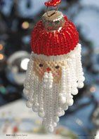 Festive Santa Bauble project download