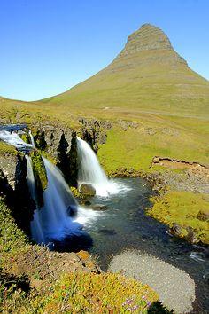 Photograph Kirkjufell Iceland by Anna Guðmundsdóttir on 500px