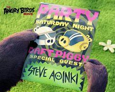 #piggies #daftpunk #steveaoki #angrybirds