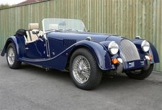 Traditional Morgan Colour Samples [Photos] - Talk Morgan - Morgan Sports Car Discussion Forum, Community and News Vintage Sports Cars, New Sports Cars, British Sports Cars, Classic Sports Cars, Retro Cars, Classic Cars, Vintage Cars, Sport Cars, Morgan Aero 8