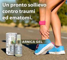 ARNICA GEL Dr. Giorgini - L'arnica è una pianta perenne utilizzata da tempo in fitoterapia nella formulazione di creme o gel per  il trattamento localizzato di piccoli traumi o ematomi. Questo gel naturale a base di arnica può favorire un'azione calmante donando sollievo in presenza di ecchimosi, ematomi, contusioni o geloni. http://www.drgiorgini.it/index.php/serarnicagel-drg-arnica-gel-50-ml #arnica #gel #naturale