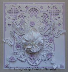 #mariannedesign #creatables LR0200 Anja's Corner LR0236 Anja's grote ovaal LR0157 Decorative Elegance