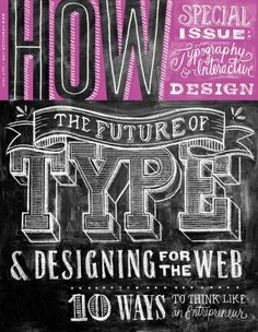 What is the future of type?