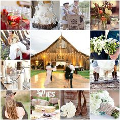 country wedding ideas some really good ones