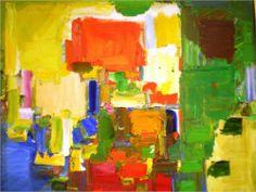 Hans Hofmann March 21 1880 February 17 1966 was a Germanborn American abstract expressionist painter Hans hofmann Hans hofmann tissue paper Biography Willem De Kooning, Jackson Pollock, Joan Mitchell, Abstract Expressionism, Abstract Art, Abstract Paintings, Hans Hofmann, Action Painting, Art Moderne