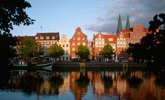 Lübeck Beautiful Gothic city!