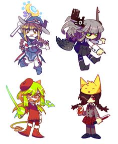 Hi guys! Here is Knifedragon! Here is using for put own drawings, own characters, own stories and... >>> Mogeko heroines!